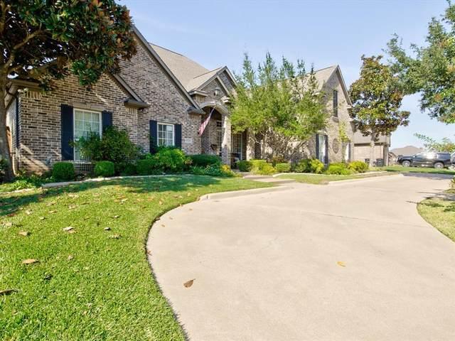 1524 Bent Creek Drive, Cleburne, TX 76033 (MLS #14686375) :: Trinity Premier Properties