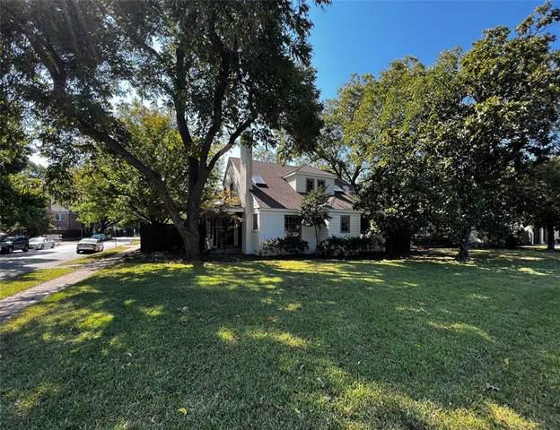 5441 Sewanne Avenue, Highland Park, TX 75205 (MLS #14686686) :: Jones-Papadopoulos & Co