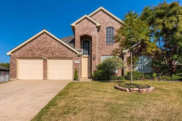 2205 Geneva Circle, Denton, TX 76210 (MLS #14687263) :: Real Estate By Design