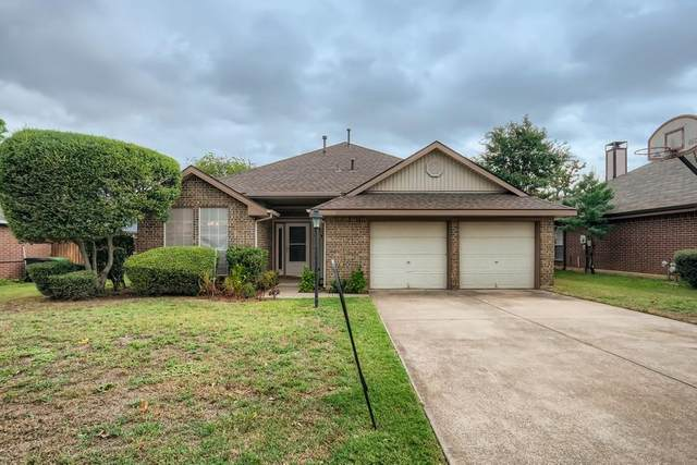 352 Parkview Drive, Hurst, TX 76053 (MLS #14687278) :: The Chad Smith Team