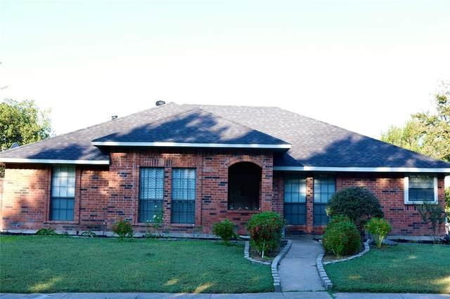 2509 Amy Avenue, Rowlett, TX 75088 (MLS #14687449) :: Lisa Birdsong Group | Compass