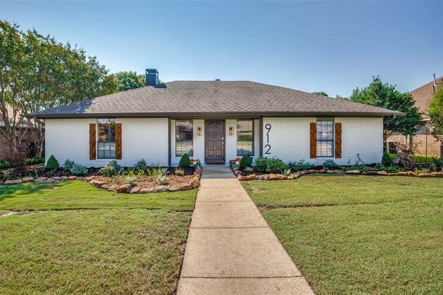 912 Pebblebrook Drive, Allen, TX 75002 (MLS #14687612) :: Front Real Estate Co.