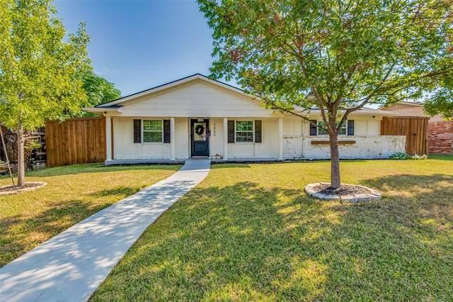 2805 Laramie Street, Irving, TX 75062 (MLS #14687625) :: Trinity Premier Properties