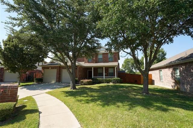 1909 Rustic Creek Drive, Garland, TX 75040 (MLS #14687705) :: Lisa Birdsong Group | Compass