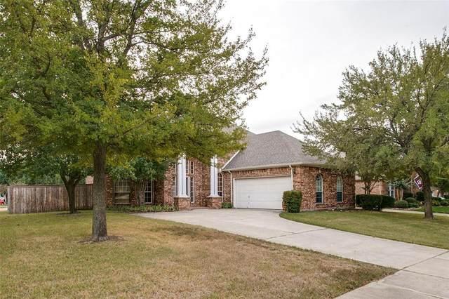 621 Muirfield Road, Keller, TX 76248 (MLS #14687881) :: Frankie Arthur Real Estate