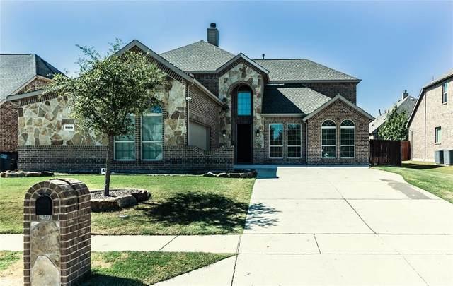 6909 Samarth Lane, Sachse, TX 75048 (MLS #14687978) :: Trinity Premier Properties
