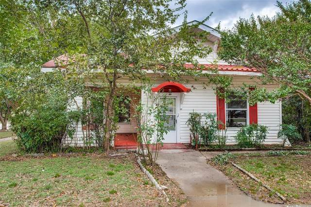 401 SW 4th Avenue, Mineral Wells, TX 76067 (MLS #14688188) :: Robbins Real Estate Group