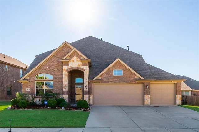 5644 Mountain Hollow Drive, Dallas, TX 75249 (MLS #14688368) :: Frankie Arthur Real Estate