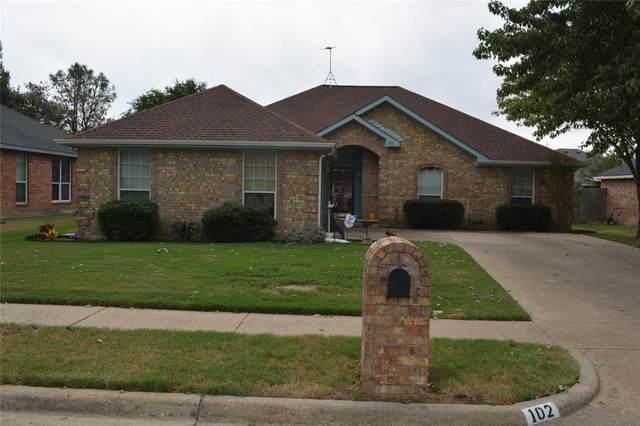 102 S Hampton Place, Waxahachie, TX 75165 (MLS #14688729) :: Epic Direct Realty