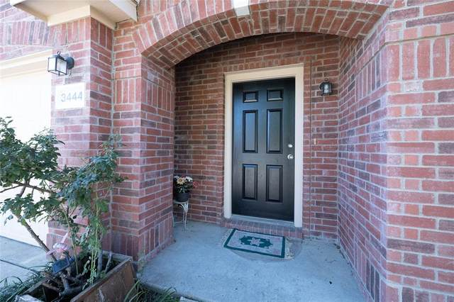 3444 Hidden Canyon Road, Fort Worth, TX 76262 (MLS #14688744) :: Frankie Arthur Real Estate