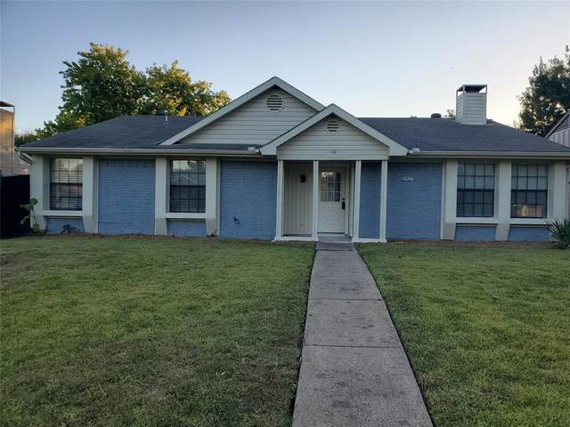 1917 Sage Drive, Garland, TX 75040 (MLS #14688839) :: The Star Team | Rogers Healy and Associates