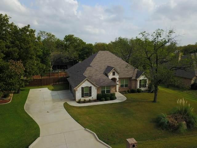 9013 Pleasant Hill Drive, Granbury, TX 76049 (MLS #14688852) :: Jones-Papadopoulos & Co