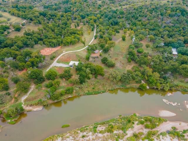 540 Coronados Trail, Graford, TX 76449 (MLS #14688875) :: The Krissy Mireles Team