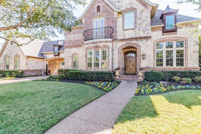 905 Chateau Court, Colleyville, TX 76034 (MLS #14689506) :: Epic Direct Realty