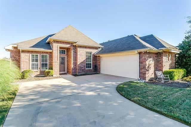 413 Hidden Knoll Drive, Burleson, TX 76028 (MLS #14689675) :: 1st Choice Realty