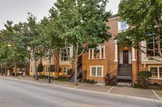 2225 Canton Street #127, Dallas, TX 75201 (MLS #14689801) :: Craig Properties Group