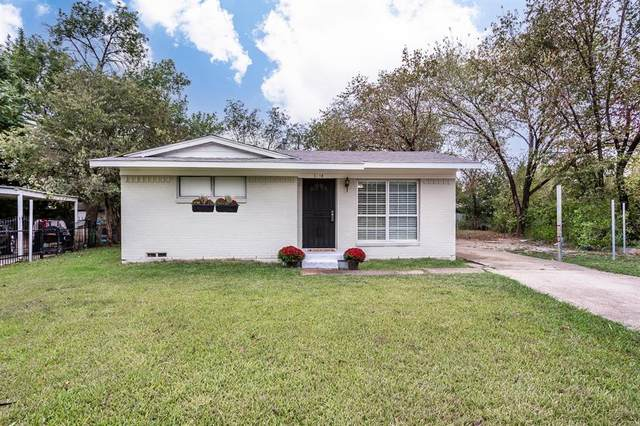 8138 Burroaks Circle, Dallas, TX 75217 (MLS #14690177) :: Frankie Arthur Real Estate