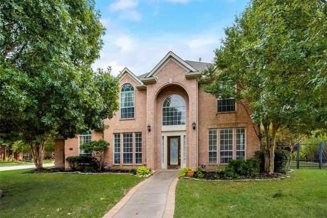 814 Sequoia Lane, Keller, TX 76248 (MLS #14690312) :: The Good Home Team
