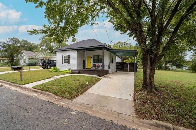 608 Baker Street, Denison, TX 75020 (MLS #14690357) :: The Rhodes Team