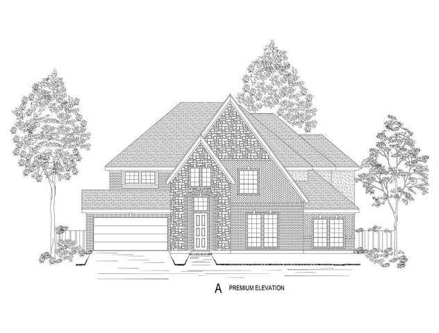 3406 Verona Drive, Corinth, TX 76210 (MLS #14690468) :: Real Estate By Design