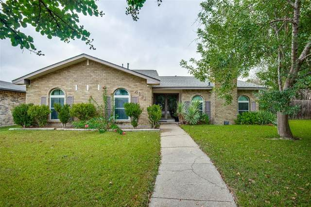 4921 Jennings Drive, The Colony, TX 75056 (MLS #14690621) :: The Good Home Team