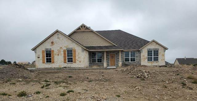 5017 Freestone Drive, Weatherford, TX 76085 (MLS #14690773) :: The Chad Smith Team