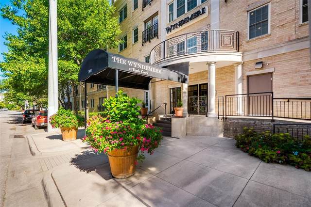 3400 Welborn Street #403, Dallas, TX 75219 (MLS #14690941) :: The Chad Smith Team