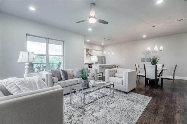 770 N Plano Road #103, Richardson, TX 75081 (MLS #14690997) :: 1st Choice Realty