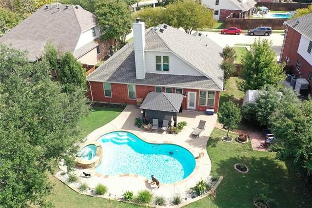1616 Harvest Glen Drive, Flower Mound, TX 75028 (MLS #14691046) :: Real Estate By Design