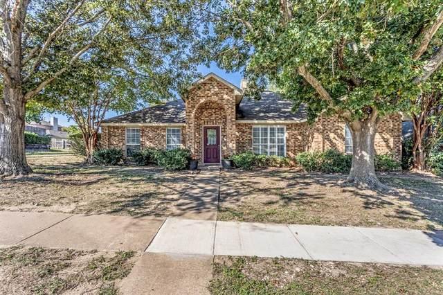 234 N Waterford Oaks Drive, Cedar Hill, TX 75104 (MLS #14691062) :: RE/MAX Pinnacle Group REALTORS