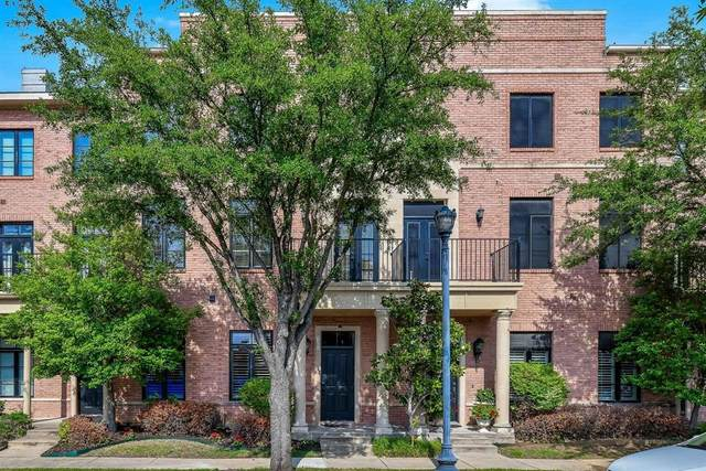 8340 Library Street, Frisco, TX 75034 (MLS #14691256) :: 1st Choice Realty