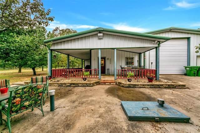 110 Deerfield Road, Paradise, TX 76073 (MLS #14691900) :: Trinity Premier Properties