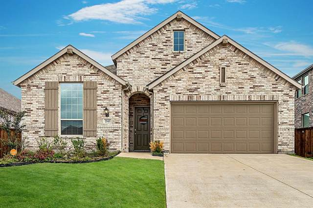 2143 Brookside Drive, Royse City, TX 75189 (MLS #14692046) :: The Chad Smith Team