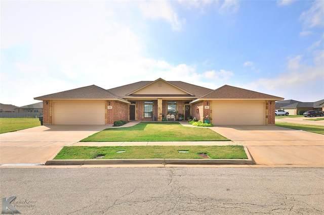 4143 Carrera Lane, Abilene, TX 79602 (MLS #14692075) :: The Kimberly Davis Group