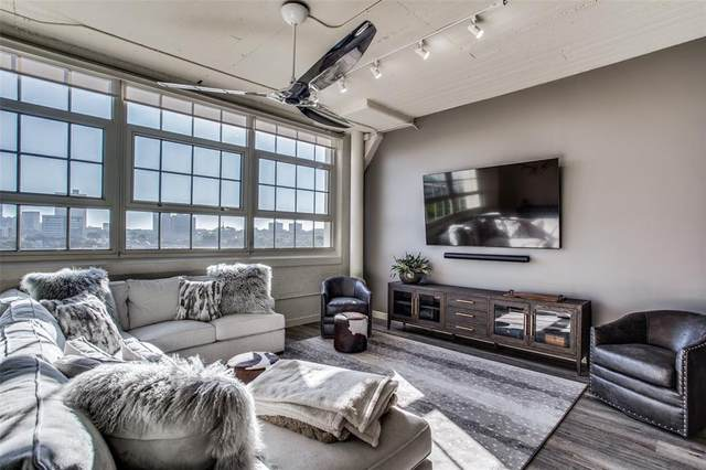 2600 W 7th Street #2554, Fort Worth, TX 76107 (MLS #14692133) :: Craig Properties Group