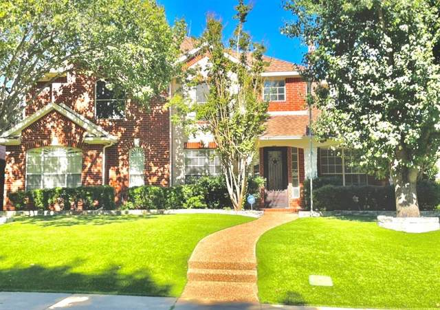3643 Copper Stone Drive, Dallas, TX 75287 (MLS #14692327) :: 1st Choice Realty
