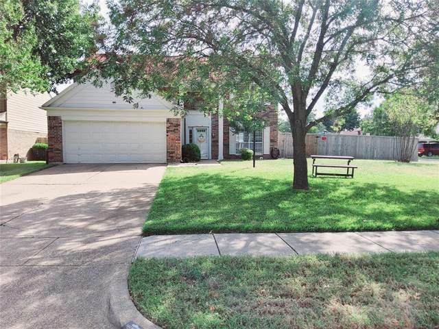 403 Newberry Street, Grand Prairie, TX 75052 (MLS #14692406) :: The Chad Smith Team