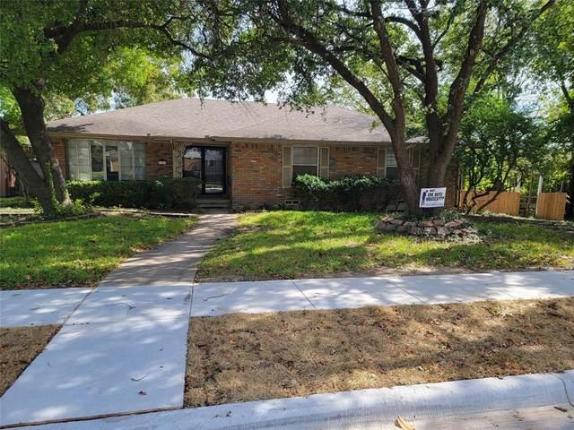 2302 Longridge Road, Garland, TX 75040 (MLS #14692468) :: The Chad Smith Team