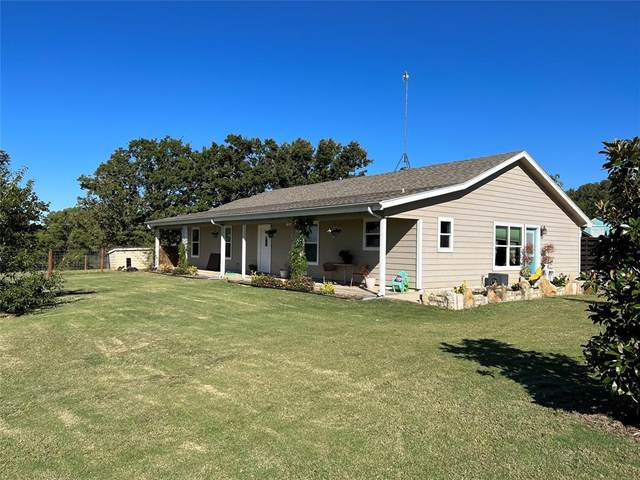 1568 County Road 2395, Alvord, TX 76225 (MLS #14692670) :: The Good Home Team