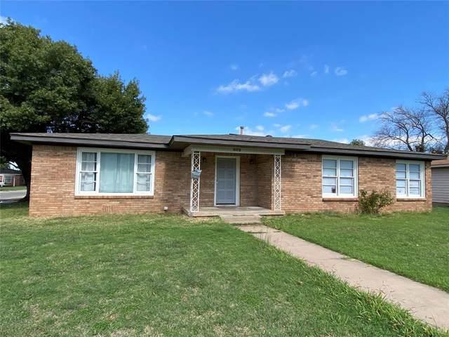 602 E North 22nd Street, Abilene, TX 79601 (MLS #14692695) :: Team Hodnett