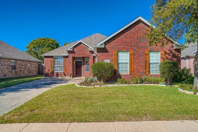 1507 Edgewater Drive, Allen, TX 75002 (MLS #14693042) :: The Chad Smith Team