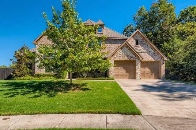 5214 Fairmont Court, Rowlett, TX 75088 (MLS #14693115) :: Texas Lifestyles Group at Keller Williams Realty