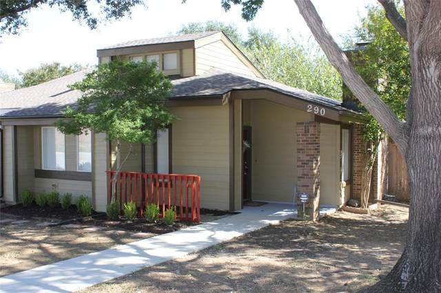 290 W Corporate Drive, Lewisville, TX 75067 (MLS #14693698) :: The Chad Smith Team