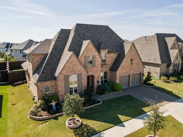 4221 Brazoria Drive, Prosper, TX 75078 (MLS #14694009) :: Jones-Papadopoulos & Co
