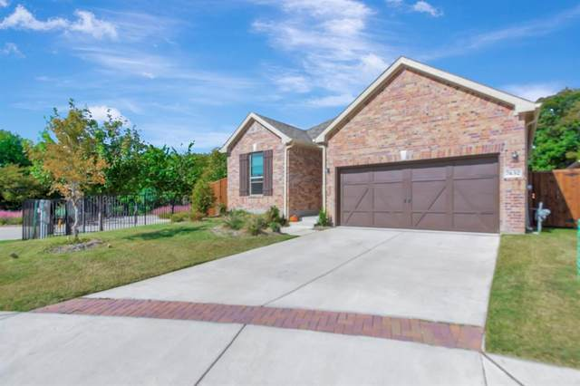 7452 Fawnbrook Lane, Frisco, TX 75034 (MLS #14694345) :: Russell Realty Group