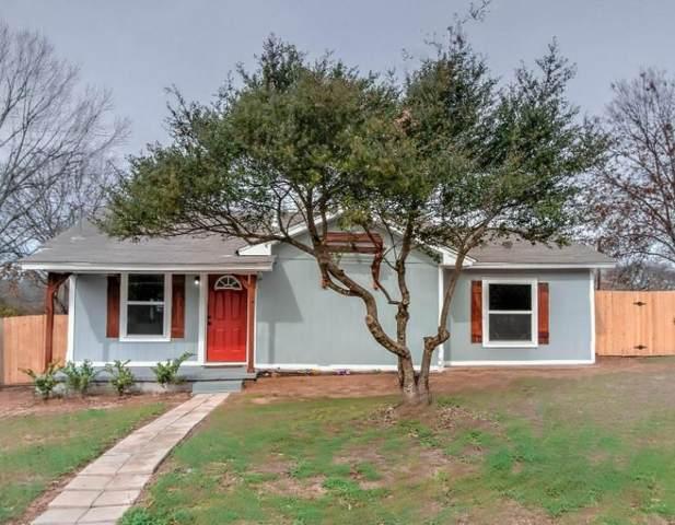 505 E 1st Street, Weatherford, TX 76086 (MLS #14694382) :: Justin Bassett Realty