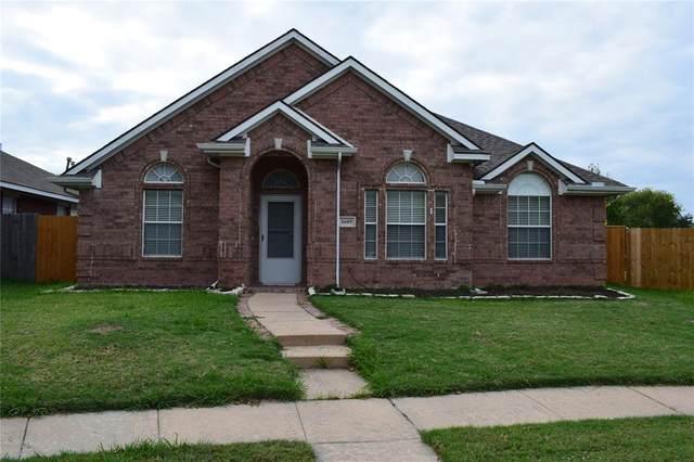 6609 Adobe Circle, The Colony, TX 75056 (MLS #14694425) :: The Good Home Team