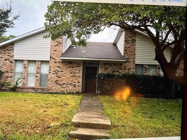2813 Owen Lane, Mesquite, TX 75150 (MLS #14694609) :: All Cities USA Realty