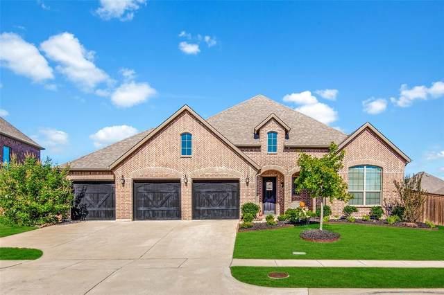 1478 Corrara Drive, McLendon Chisholm, TX 75032 (MLS #14694866) :: Texas Lifestyles Group at Keller Williams Realty