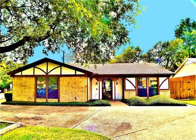 1724 Post Oak Drive, Bedford, TX 76021 (MLS #14694920) :: Trinity Premier Properties